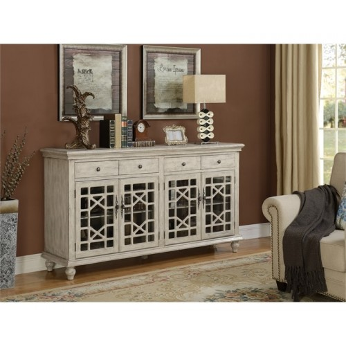Credenza Accent Cabinet