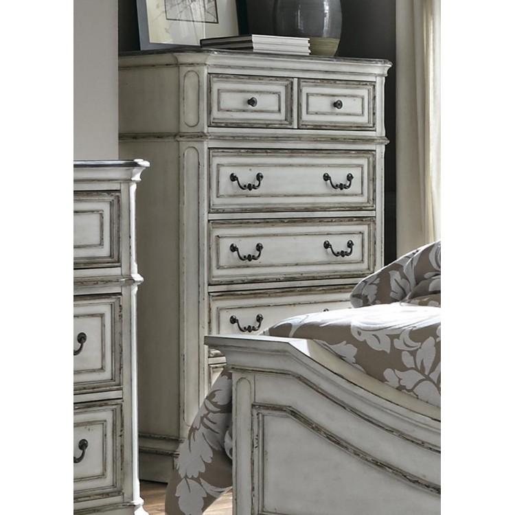 Ashley Furniture San Marcos Ca: Magnolia Manor 5 Drawer Chest